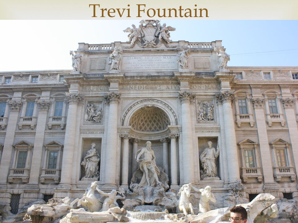  Trevi Fountain