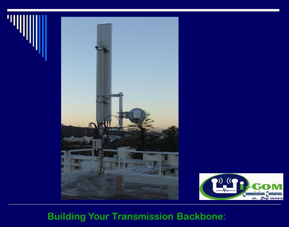 Building Your Transmission Backbone :
