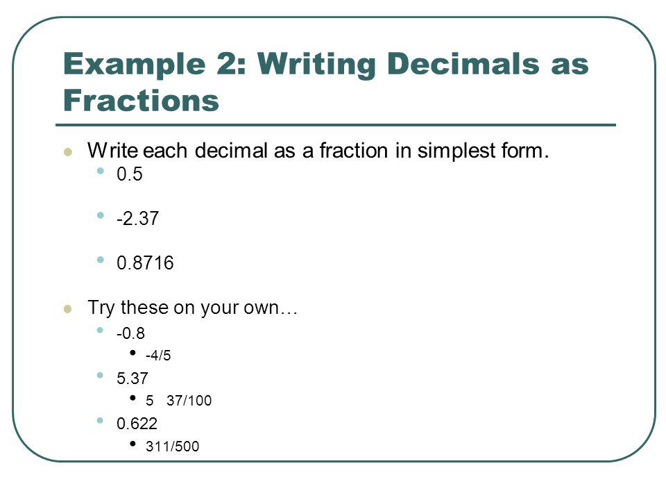Example 3: Multiplying Decimals Multiply.