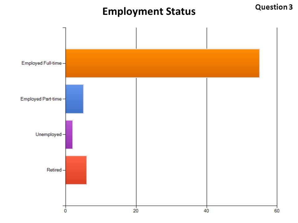Employment Status Question 3