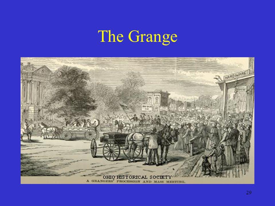29 The Grange
