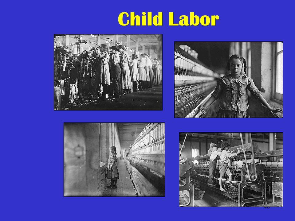46 Child Labor