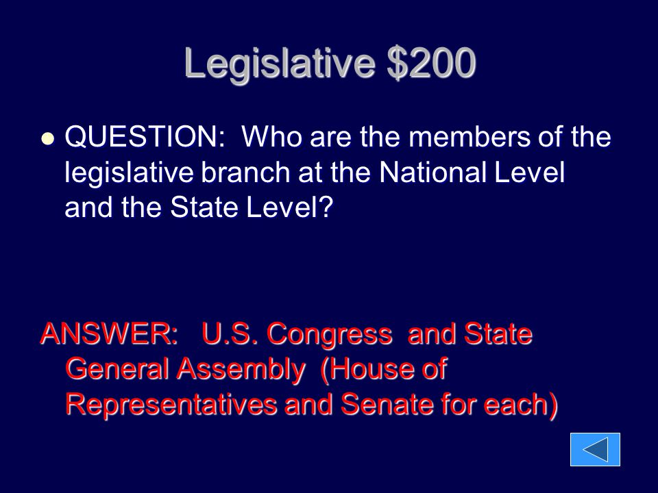 Convention $400 Question: What proposed plan followed the same legislative idea that was used under the Articles of Confederation.