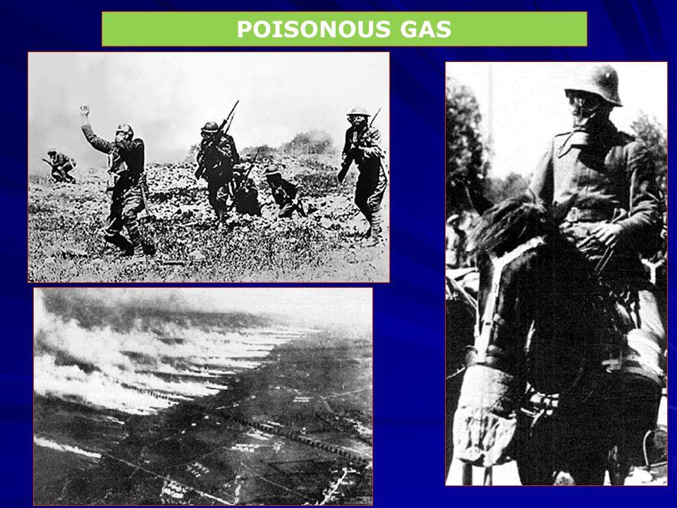 POISONOUS GAS