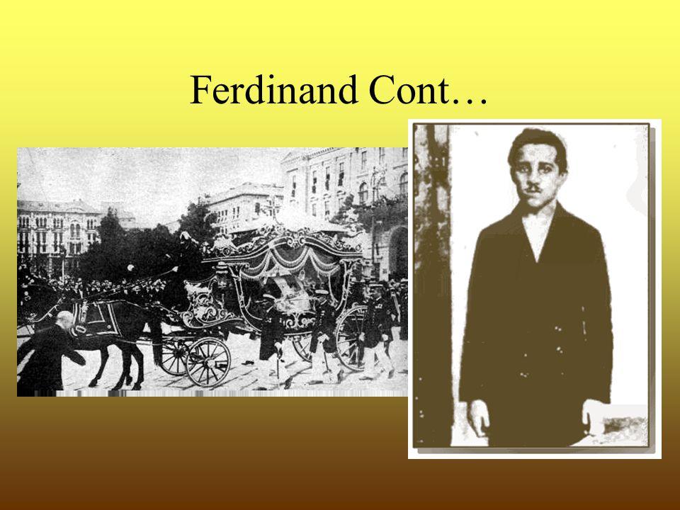 Ferdinand Cont…