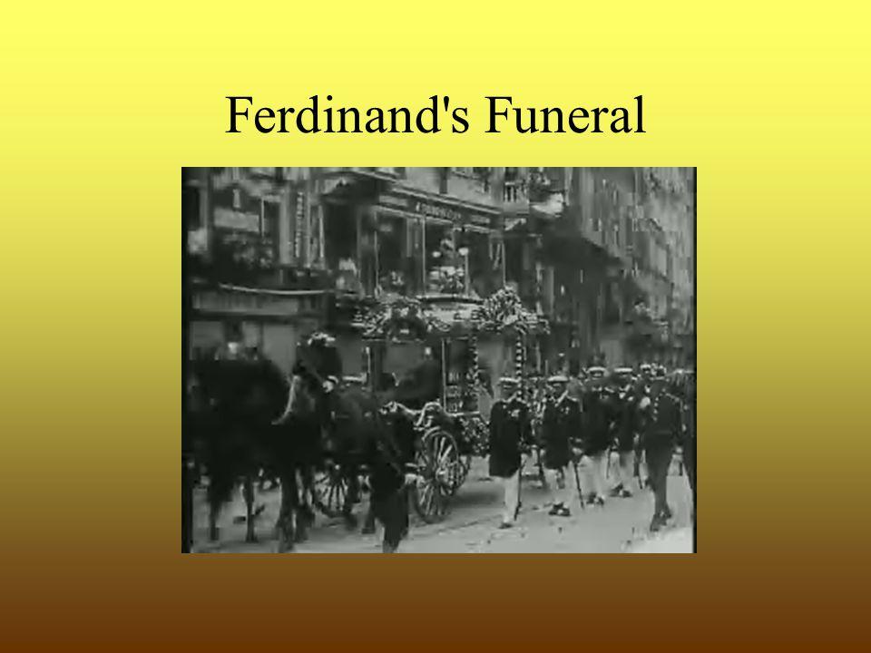 Ferdinand s Funeral