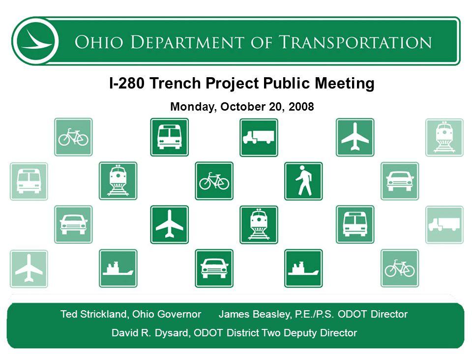 ODOT I-475 Salisbury Interchange Modification Presented by: Michael T.
