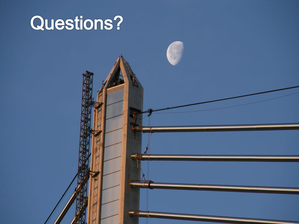 Questions? The Ohio Department of Transportation 26 Questions?
