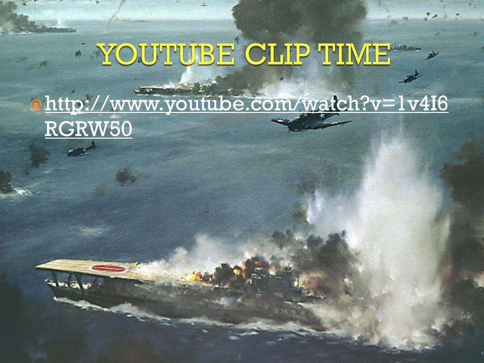  http://www.youtube.com/watch v=1v4I6 RGRW50