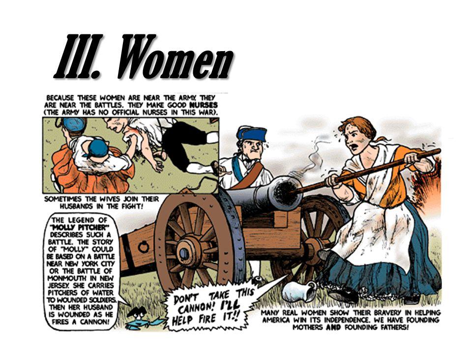 III. Women