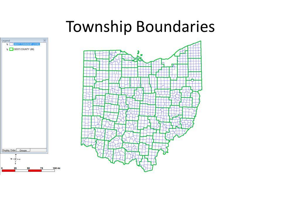Township Boundaries