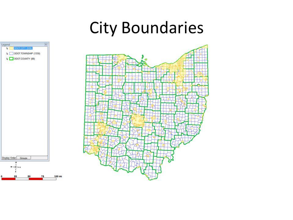 City Boundaries