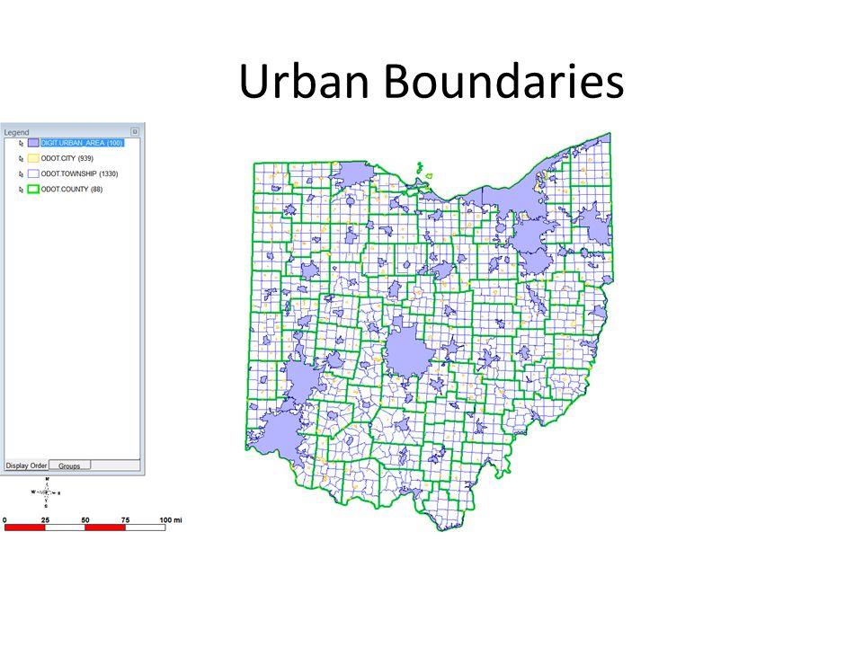 Urban Boundaries