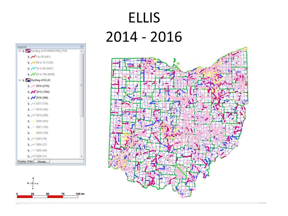 ELLIS 2014 - 2016