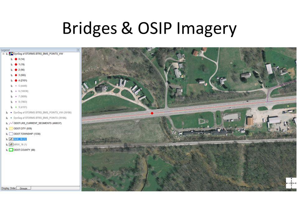Bridges & OSIP Imagery