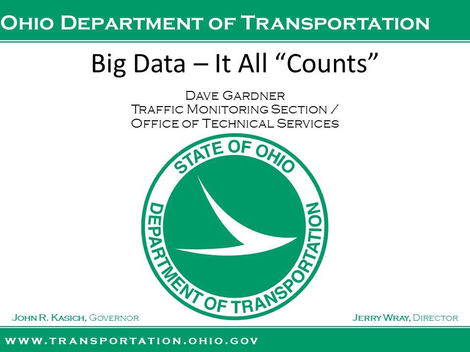 www.transportation.ohio.gov John R.