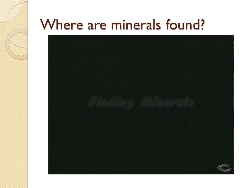 Crystals http://www.crystalinks.com/mexicocrystal s.html http://www.crystalinks.com/mexicocrystal s.html