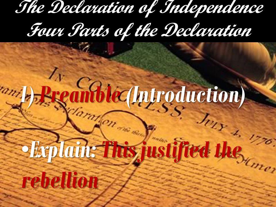 The Treaty of Paris September 3, 1783