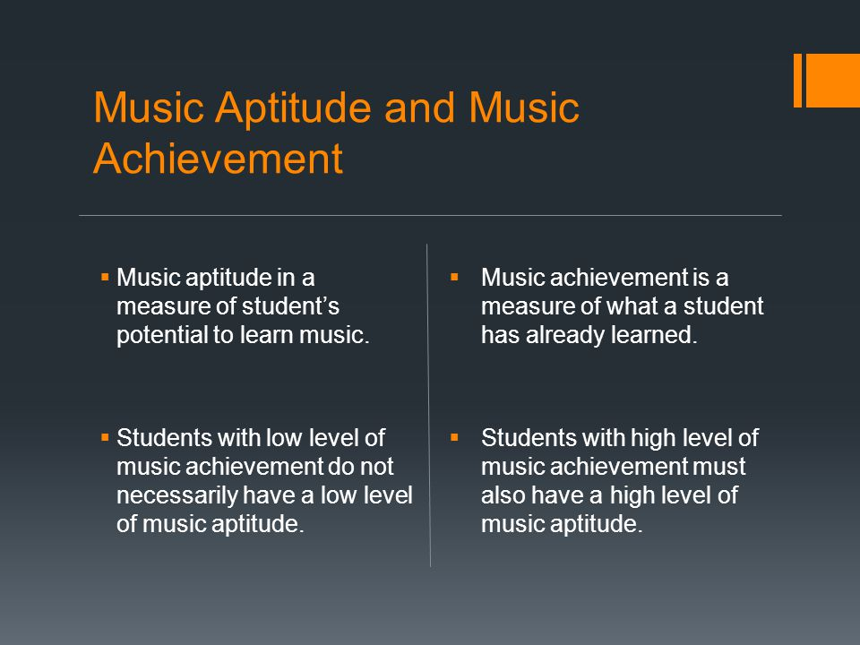 What experiences shape the middle school musician? Group Discussion
