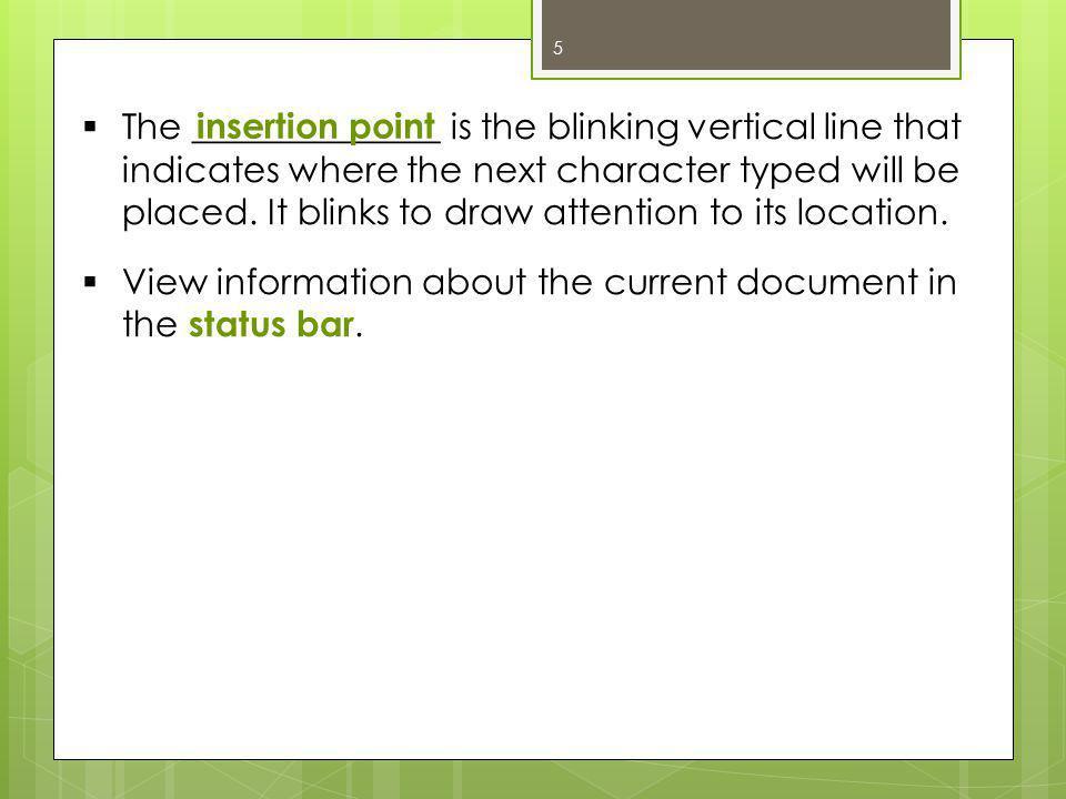 Spelling & Grammar Checking p. 40 16