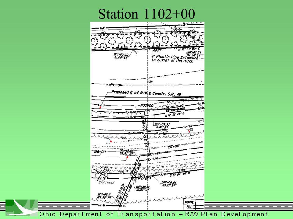 180 Station 1102+00