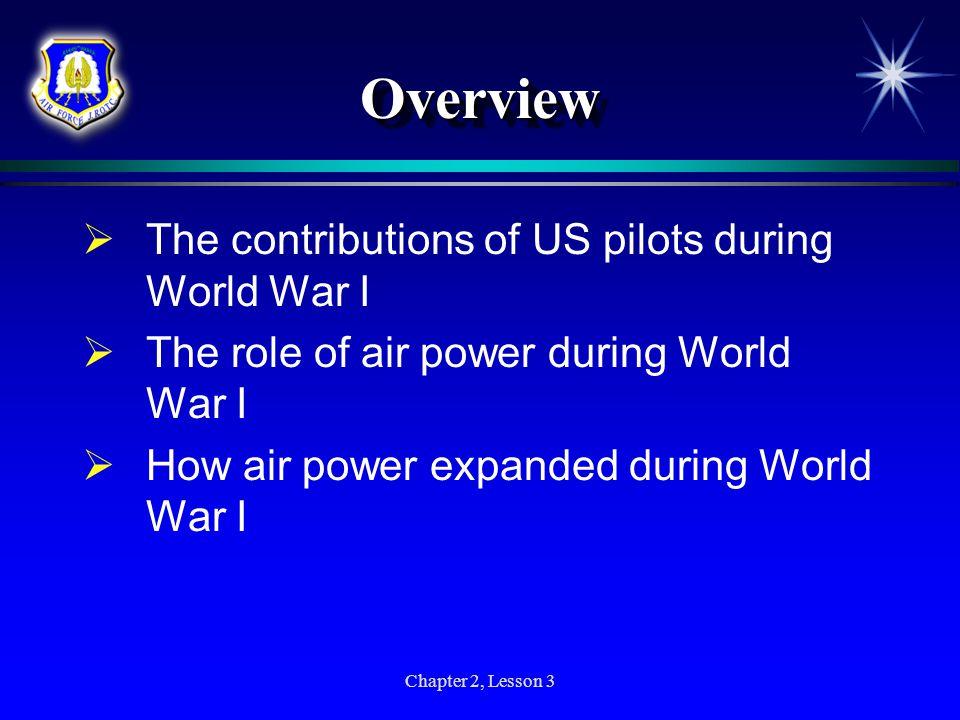 Pre-WW I Alliances Chapter 2, Lesson 3