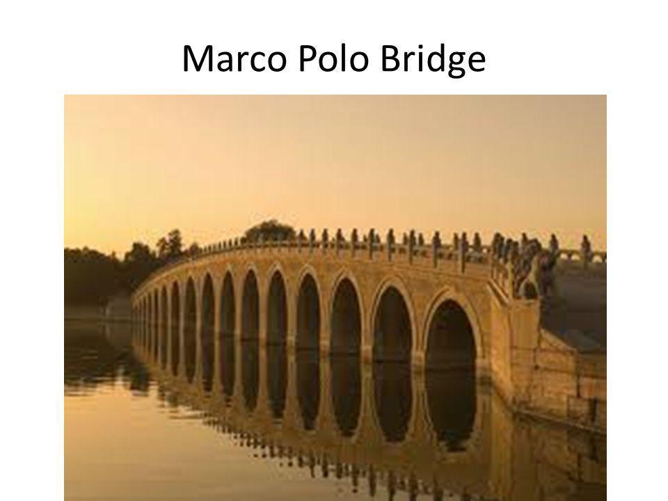 Marco Polo Bridge