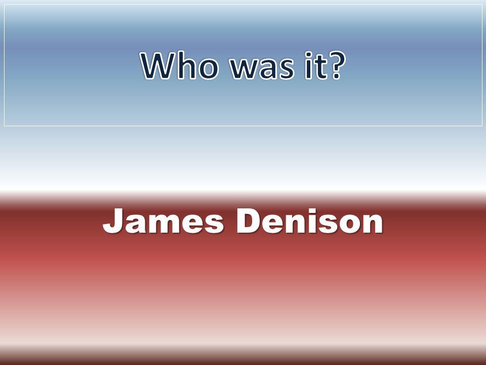 James Denison
