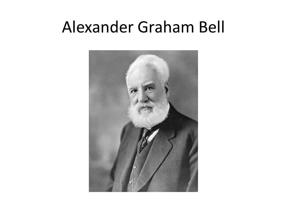 """The Telephone Alexander Graham Bell patents the """"talking telegraph"""" in 1876. 1885 American Telephone and Telegraph Co. build long distance lines By 19"""