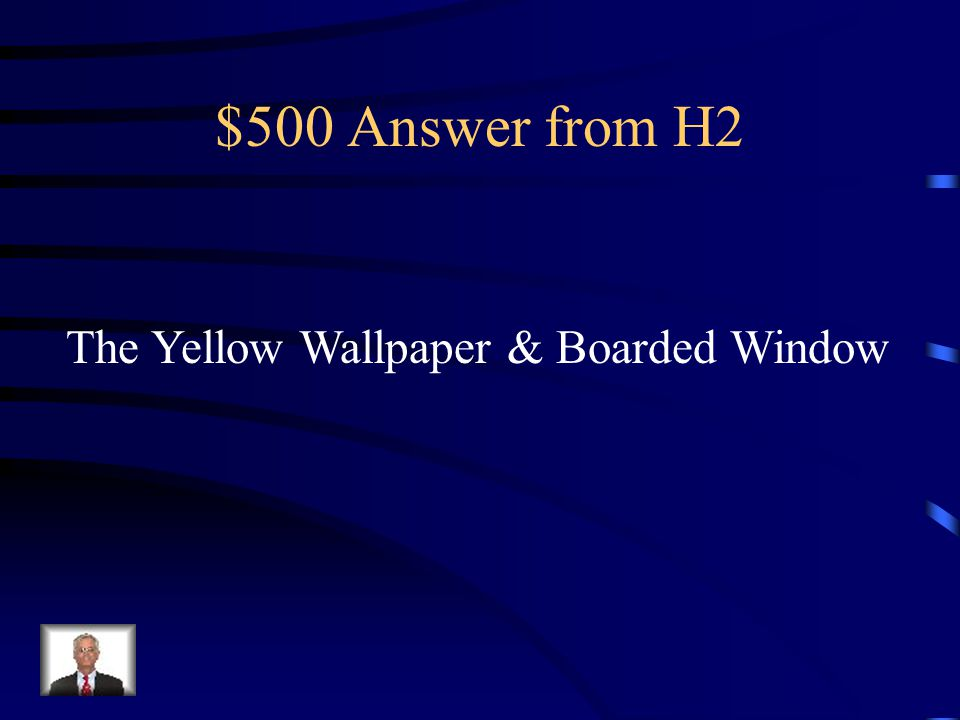 $500 Question from H2 USA (2 stories)