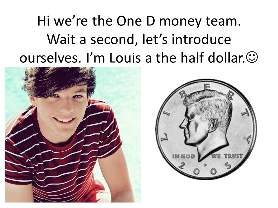 Hi we're the One D money team. Wait a second, let's introduce ourselves.