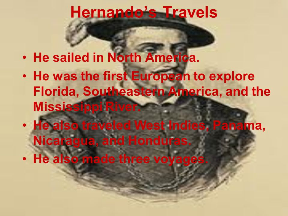 Facts.He explored to get wealthy. He explored Nicaragua with Francisco de Cordoba.
