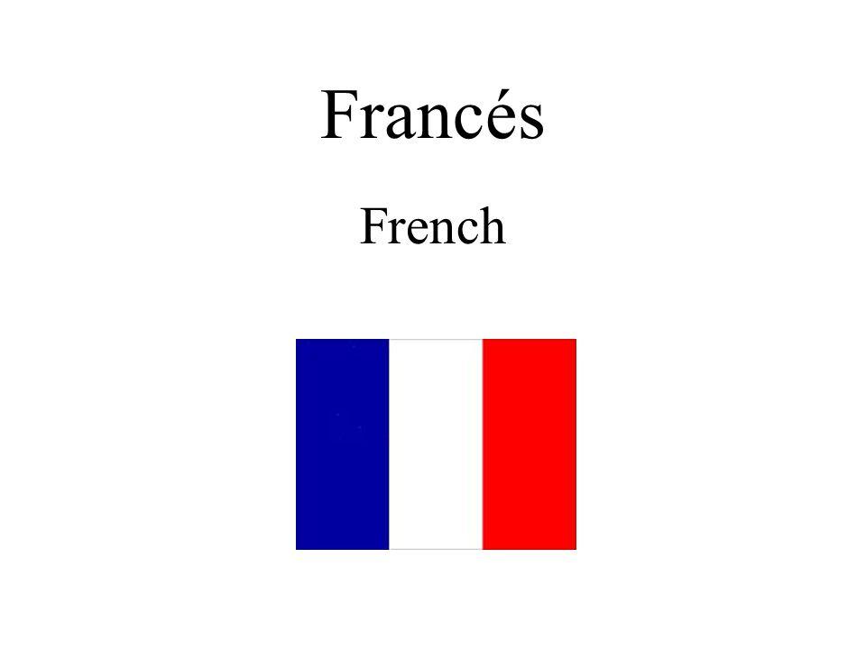 Francés French