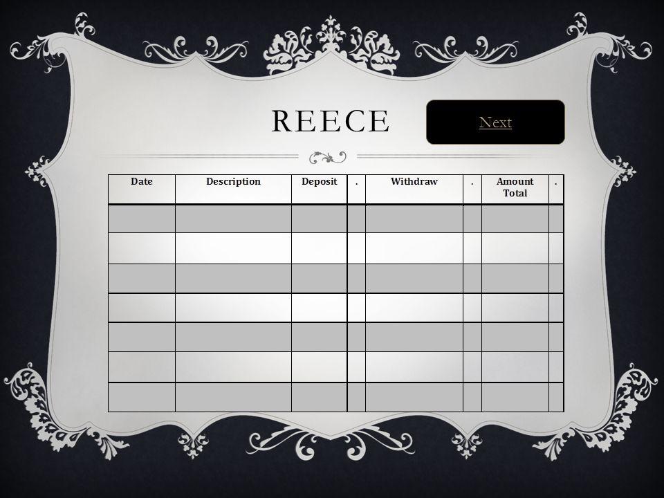 REECE Next