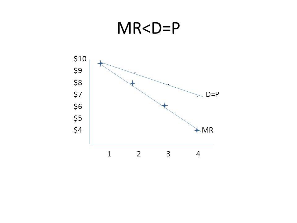 MR<D=P $10. $9. $8. $7. D=P $6 $5 $4 MR 1234
