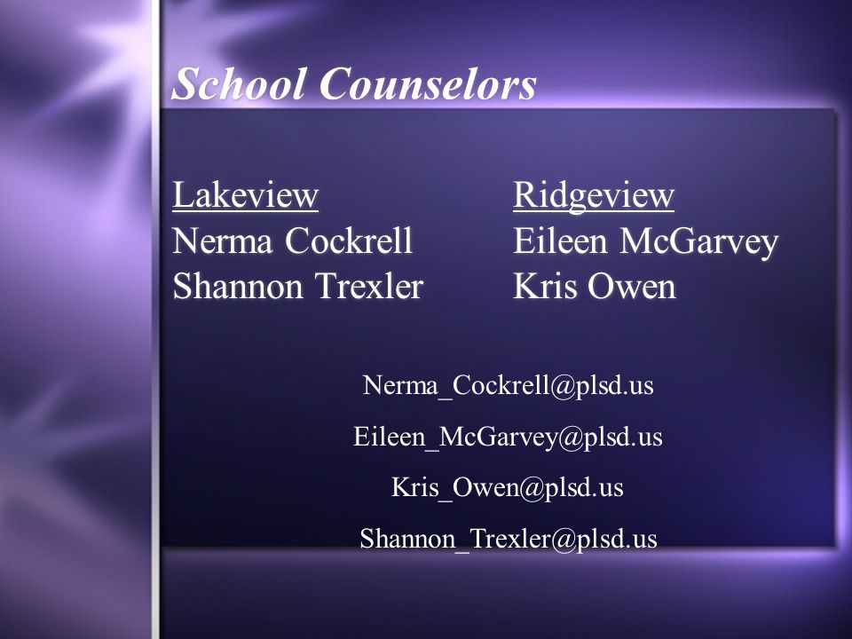 Welcome to Pickerington Junior High Schools Lakeview Jeff Clark, Principal Michelle Watts, Asst.