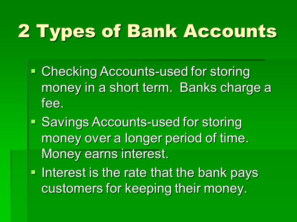 Function of Transferring Money  Banks use checks and electronic fund transfers to move money.