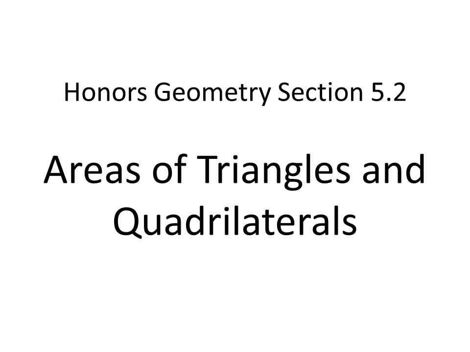 Recall that the diagonals of both rhombuses and kites are perpendicular.