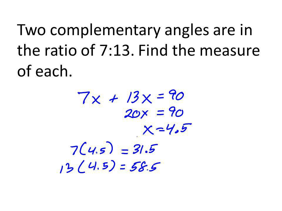 The measures of the angles of a triangle are in the ratio 8:5:3.