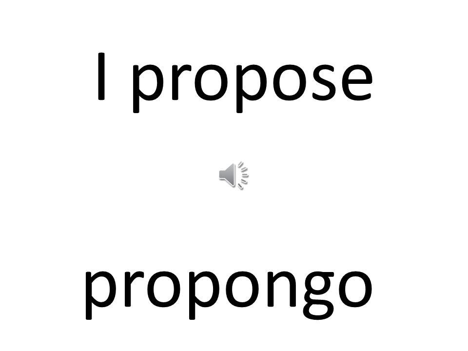 I say digo