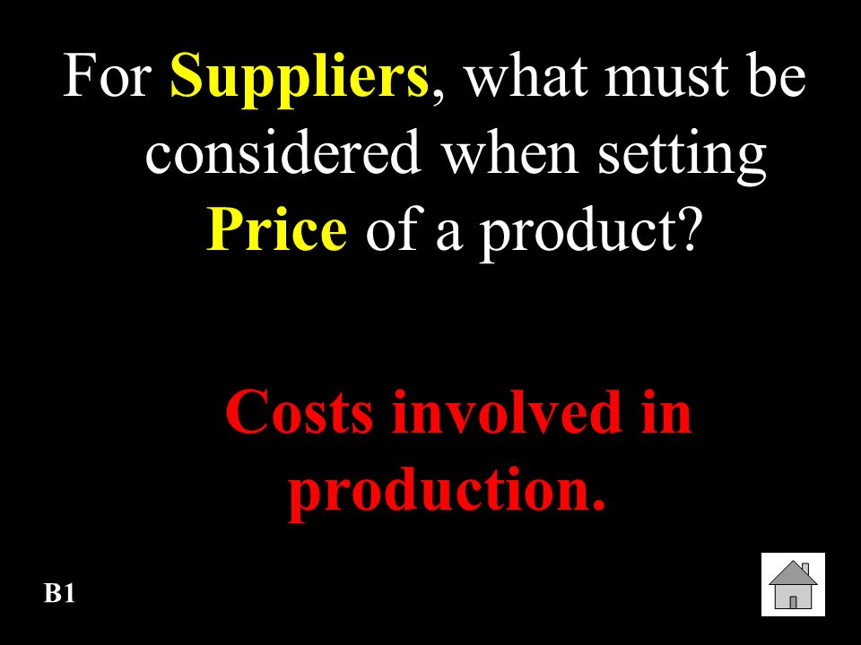 A10 If a product's purchase can NOT be delayed, what type of Elasticity does it have.