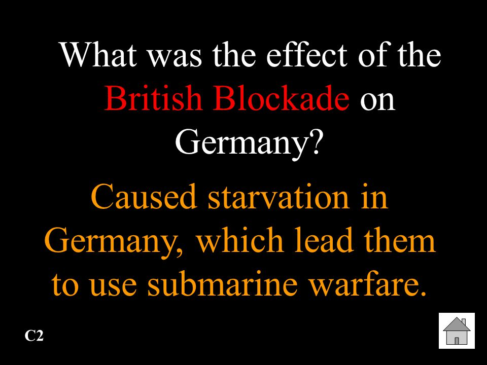 C1 The policy that kept the United States out of the war for three years was called: Neutrality or Isolationism
