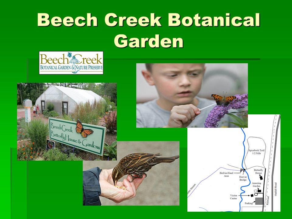 Beech Creek Botanical Garden