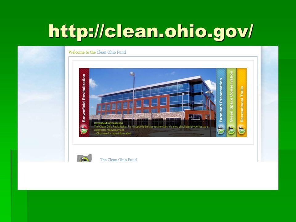 http://clean.ohio.gov/