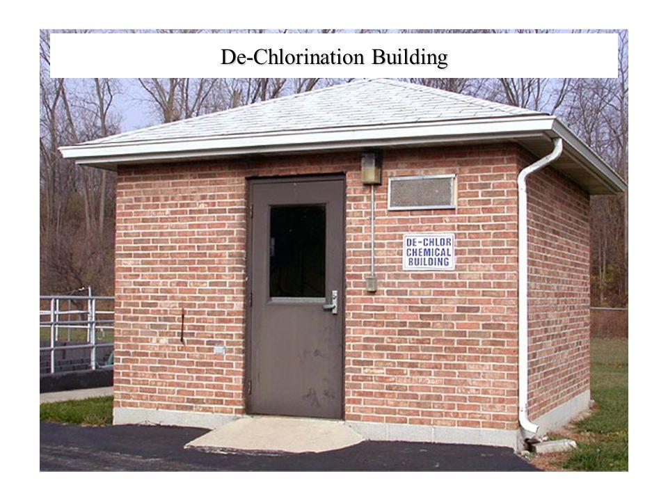 De-Chlorination Building