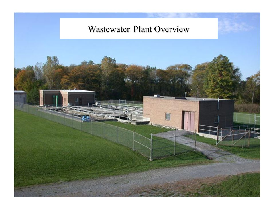 Wastewater Plant Overview