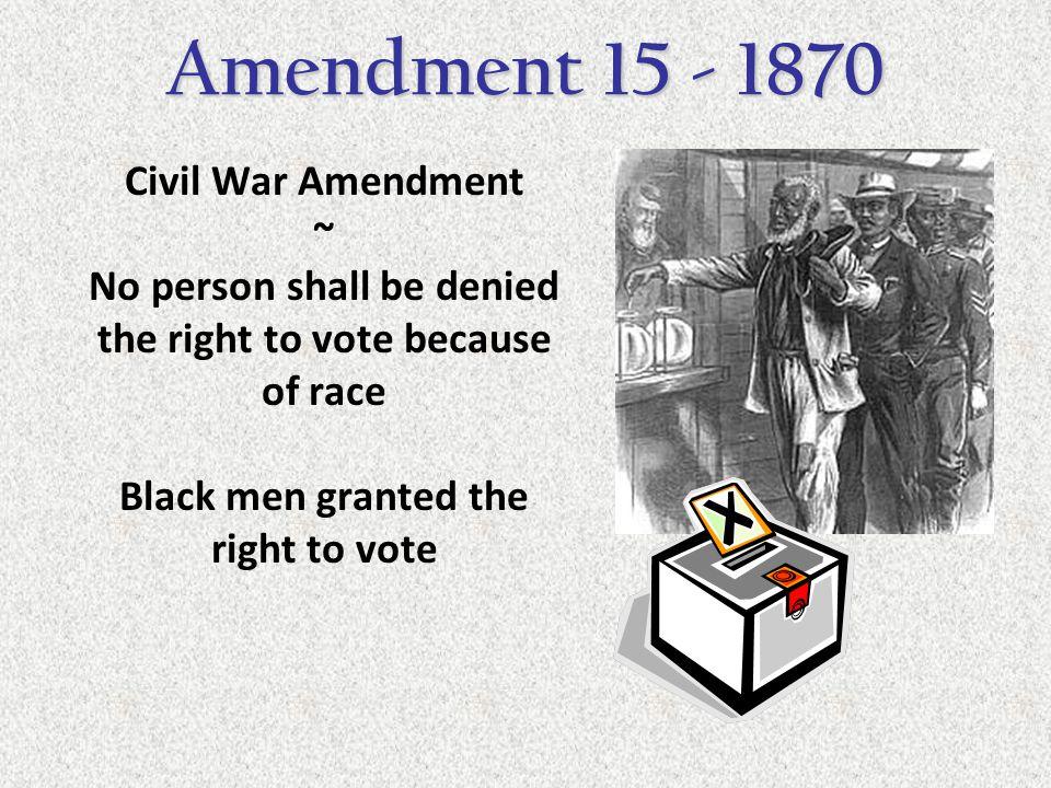 Progressive Era Amendment ~ Congress can enact and collect an income tax Amendment 16 - 1913