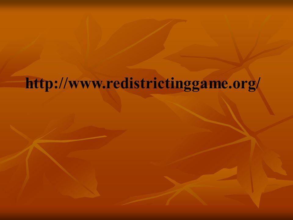 http://www.redistrictinggame.org/