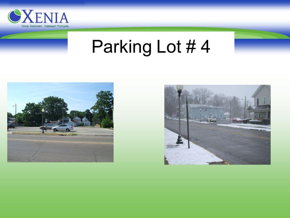 Parking Lot # 4