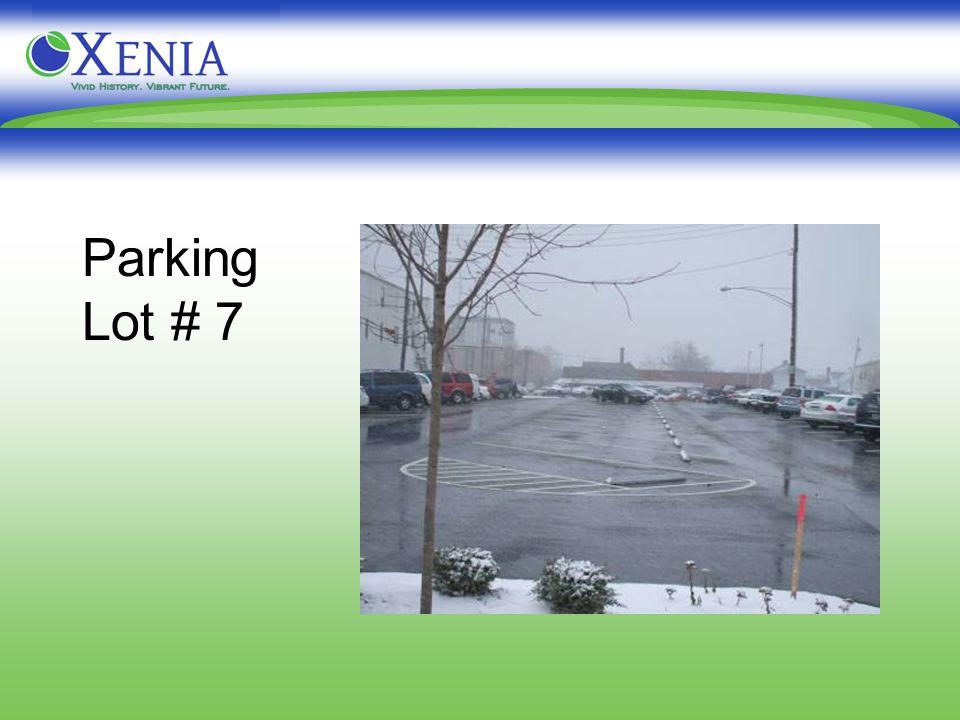 Parking Lot # 7
